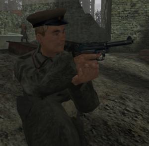 Старший лейтенант
