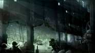 Americans Winter 2 Concept Art WaW