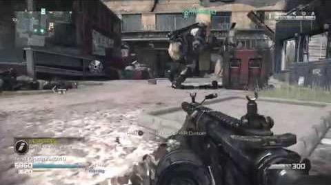 Call of Duty - Ghost - Drop Zone Gameplay(Xbox 360) HD