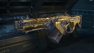 Dingo Gunsmith Model Gold Camouflage BO3
