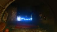 Elektryczna pułapka Alpha Omega lobby