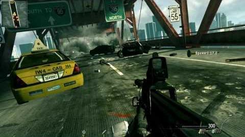 Modern Warfare 2. Альфа- Отсрочка (прохождение на ветеране)