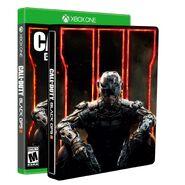 Steelbook Xbox One BOIII