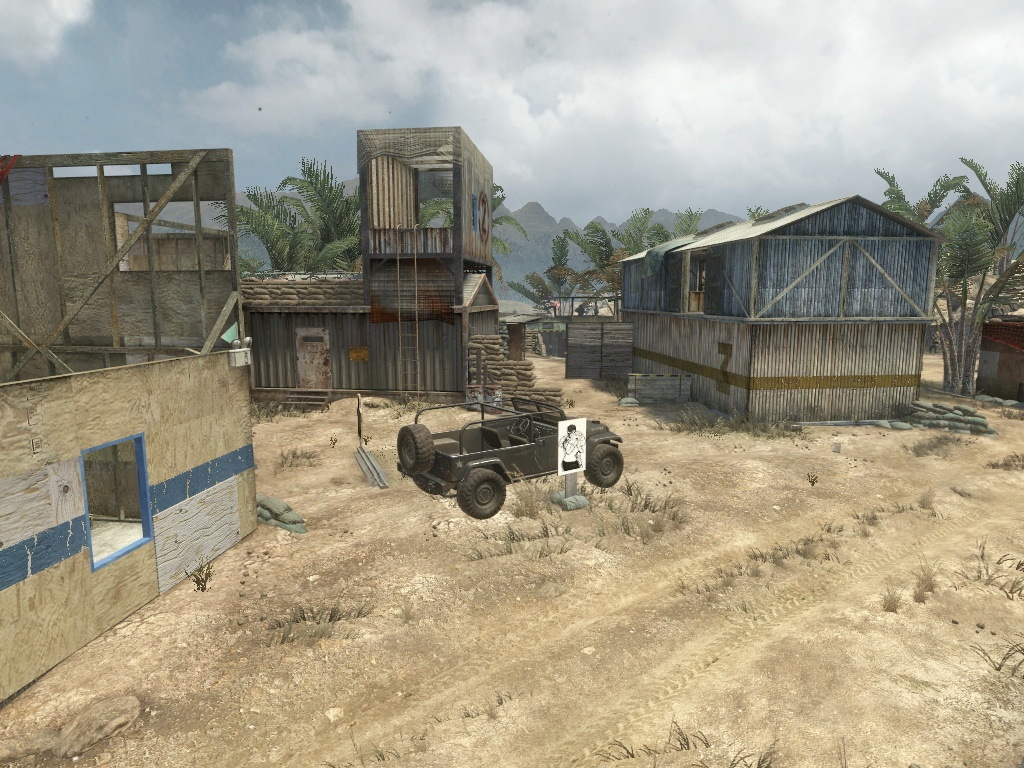 Firing range call of duty wiki fandom powered by wikia firing range gumiabroncs Image collections
