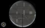 Comrade Sniper sniping CoD2