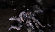 Frost's body Scorched Earth MW3