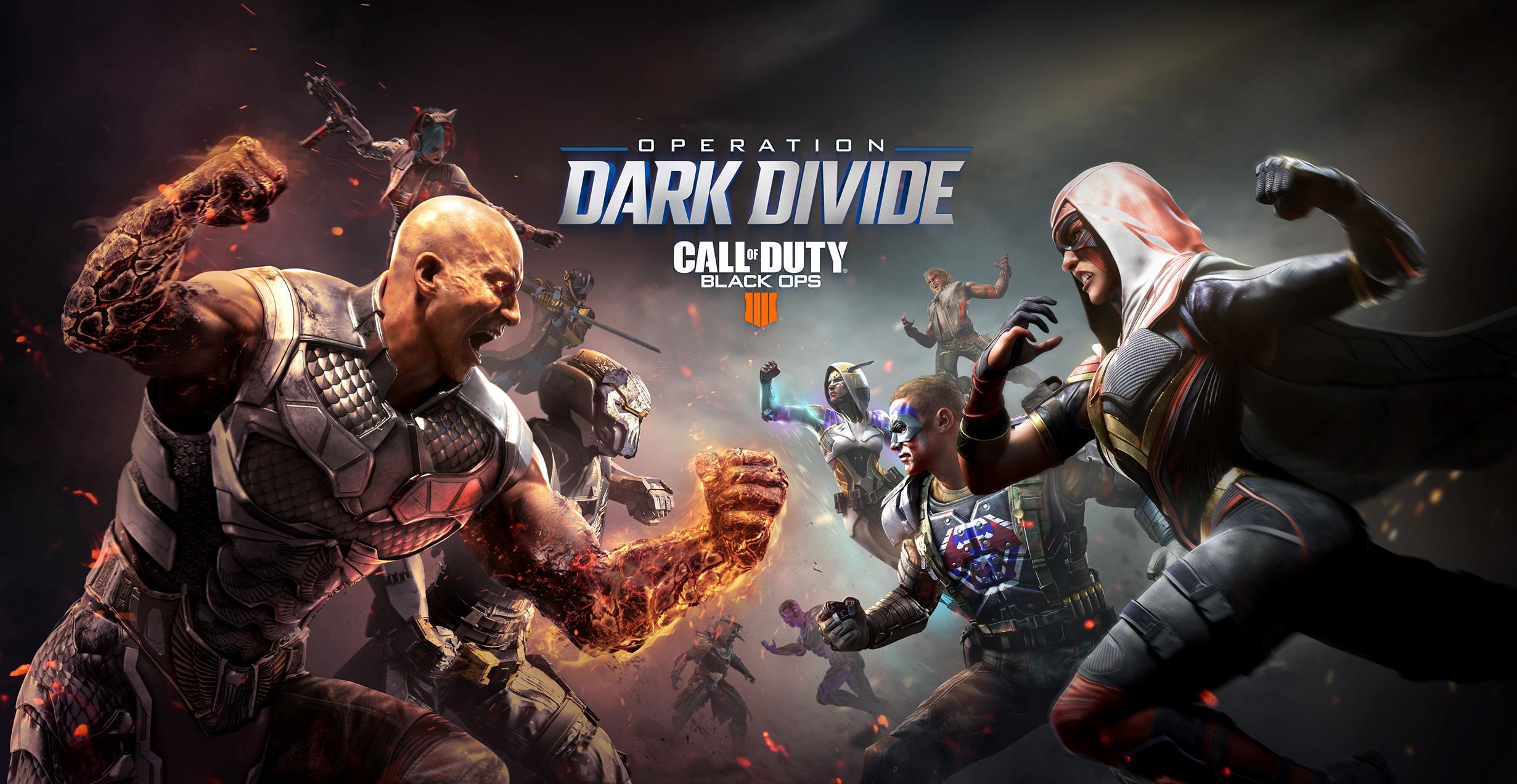 Operation Dark Divide Call Of Duty Wiki Fandom