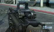 SCAR-H Grenade Launcher BOII