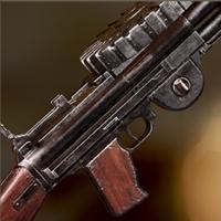 ルイス軽機関銃 CoDWWII