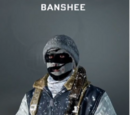 Banshee (Face Paint)