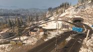 GoraDam HighwayTunnel Verdansk Warzone MW