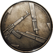 Gun Game Icon WWII