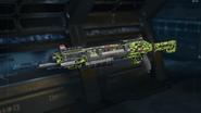KRM-262 Gunsmith Model Integer Camouflage BO3