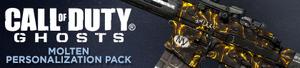 Molten Pack DLC banner CoDG
