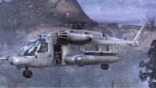 Pave Low Hornets nest MW2