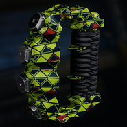 Brass Knuckles Gunsmith Model Interger Camouflage BO3