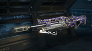 Gorgon Gunsmith Model Hallucination Camouflage BO3