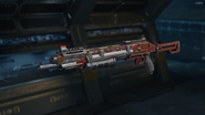 KRM-262 Gunsmith model Inferno Camouflage BO3