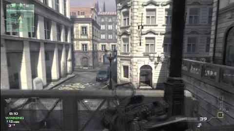 MW3 Lock Down Gameplay HD