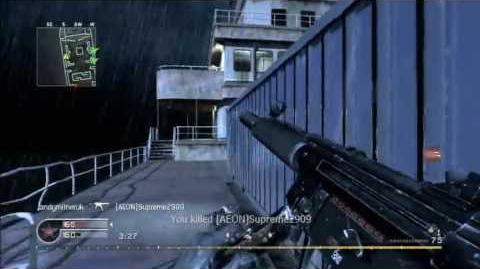 Old School FFA on Wet Work COD 4