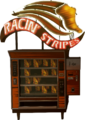 Racin' Stripes Perk Machine IW