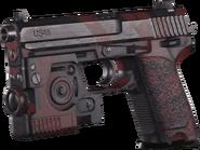 USP .45 Red Tiger MWR
