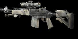 Weapon m14ebr