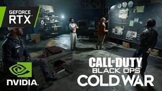 Call of Duty Black Ops - Cold War Official GeForce RTX Gameplay Reveal