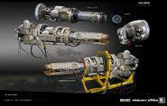 F-SpAr Torch concept IW
