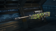 RSA Interdiction Gunsmith Model Integer Camouflage BO3