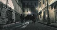 Russian troops in Prague MW3