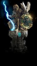 Zeus Statue BO4