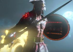 AncientEvil Perseus Shield Sword Bo4