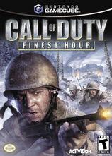 CallofDutyFinest Hour Cover