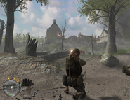 Crossing the Rhine COD2