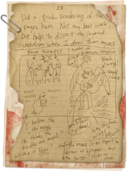 Drostan Hynd Notes TheShadowedThrone 2