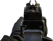 M27 iron sights BOII