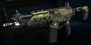 Peacekeeper MK2 Gunsmith Model Chameleon Camouflage BO3