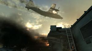 Y-8 crashing CoDG