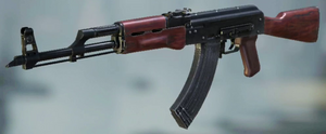 AK47 model LoW