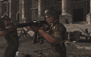 Germans defending Reichstag WaW