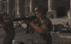 Germans defending Reichstag WaW