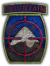 Mountain icon WWII