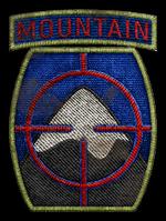 Mountain icon WWII