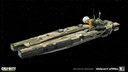 SDF Ship early concept art by Simon Ko IW