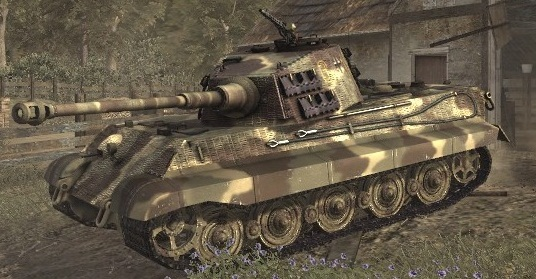 Tiger Ii Call Of Duty Wiki Fandom Powered By Wikia