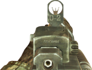 FN FAL Irons Sights BO