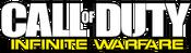 Infinite Warfare Logo lined
