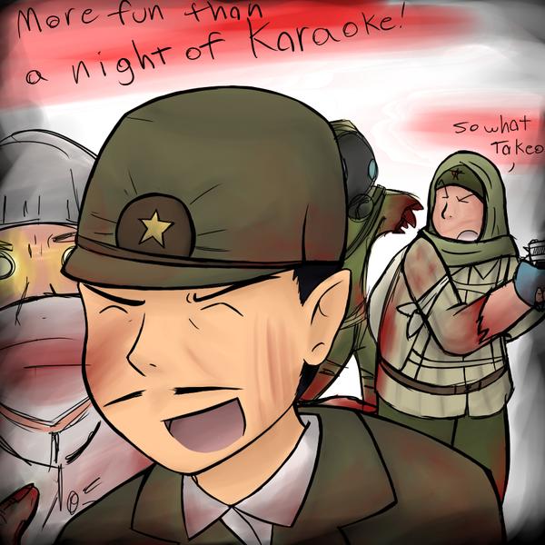 Karaoke takeo