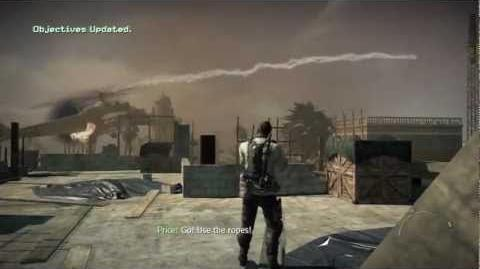 MW3 - Soap Dead Glitch
